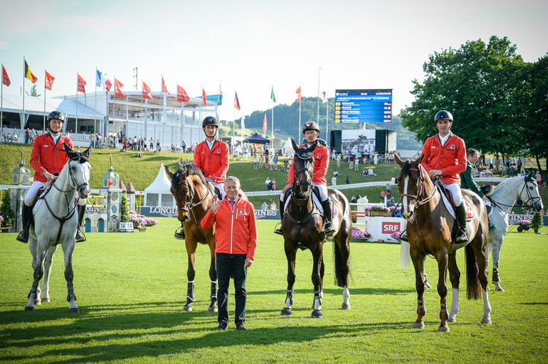 Coupe des Nations (C) copyright Katja Stuppia