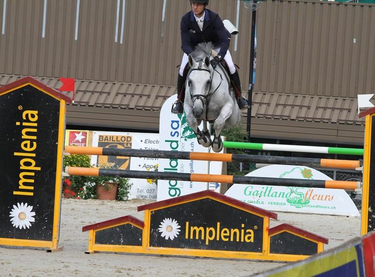 Catalina CH - Steve Guerdat, swiss rider in jumping - Official website