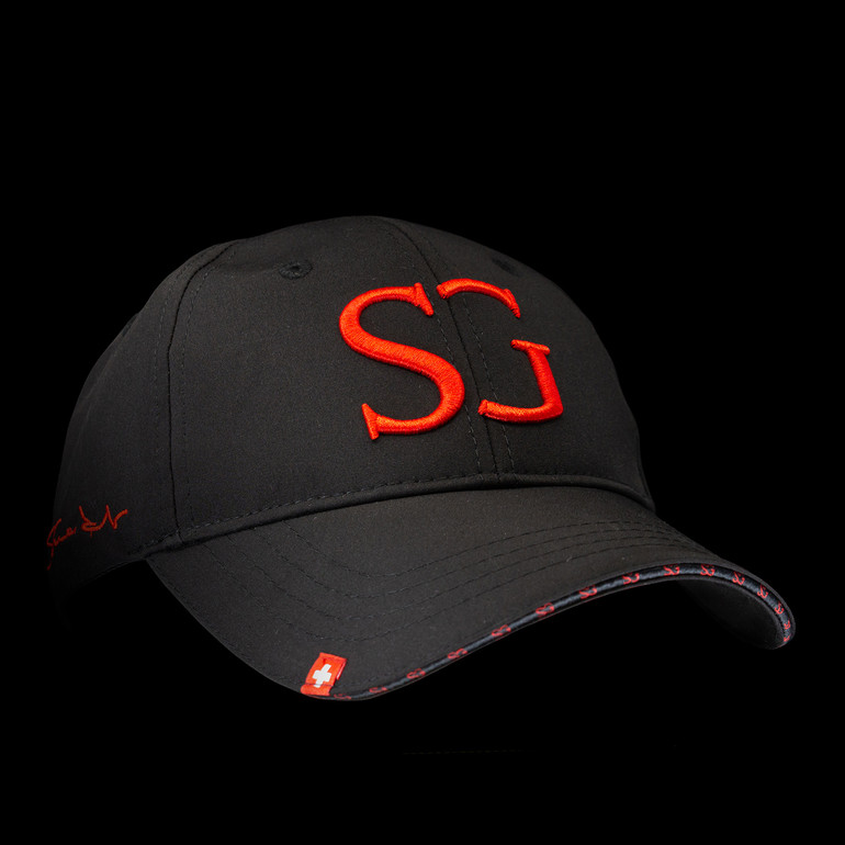 "Official SG ""Red"" cap"