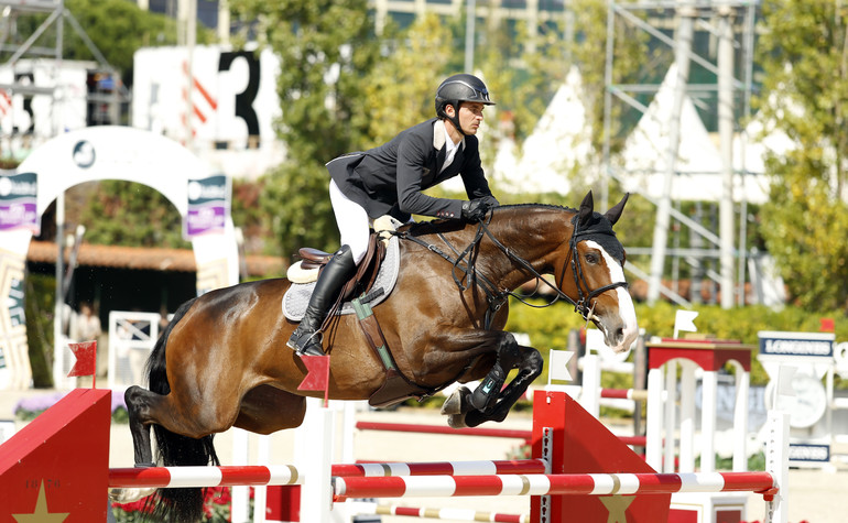 CSI3* Gorla Minore - the horses are in shape!