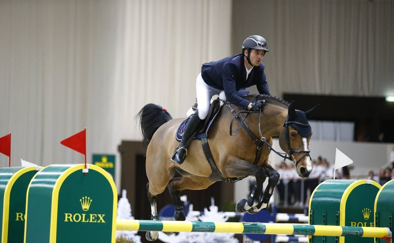 The Rolex Grand Slam of Show Jumping is coming to Geneva
