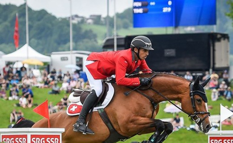 CSIO St. Gallen: The great Swiss team is ready!
