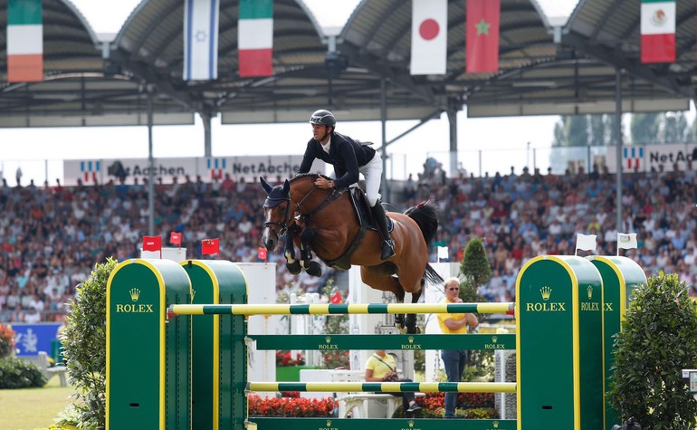 CHIO Aachen: Great moments with an unfortunately unfinished highlight in the Grand Prix of the Rolex Grand Slam