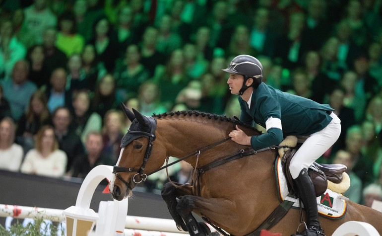 Rolex Grand Slam in 's-Hertogenbosch: Breathtaking performance by Albführen's Bianca and Steve!