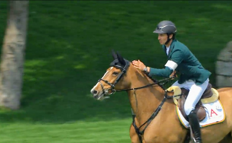 CSIO La Baule: Steve shines with his 3 horses!