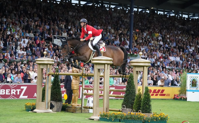 A review of CSIO5* Dublin 2019