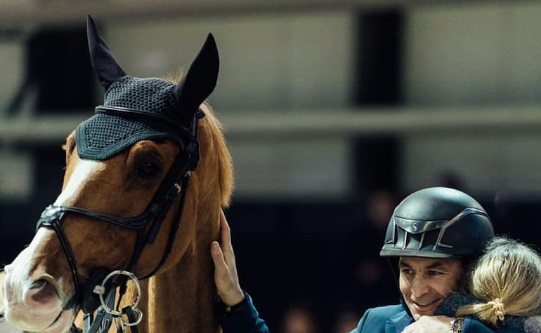 CSI5*-W Bordeaux: Victorio des Frotards again at the top!