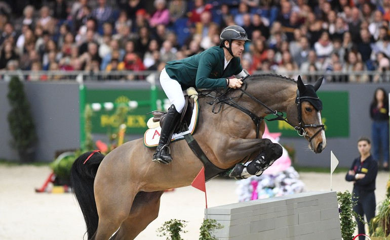 's-Hertogenbosch: The Dutch Masters will host the prestigious Rolex Grand Slam.
