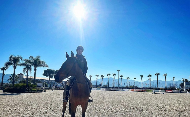 In Spain, the first week of the Meriterranean Equestrian Tour (MET) ended this Sunday in Oliva.
