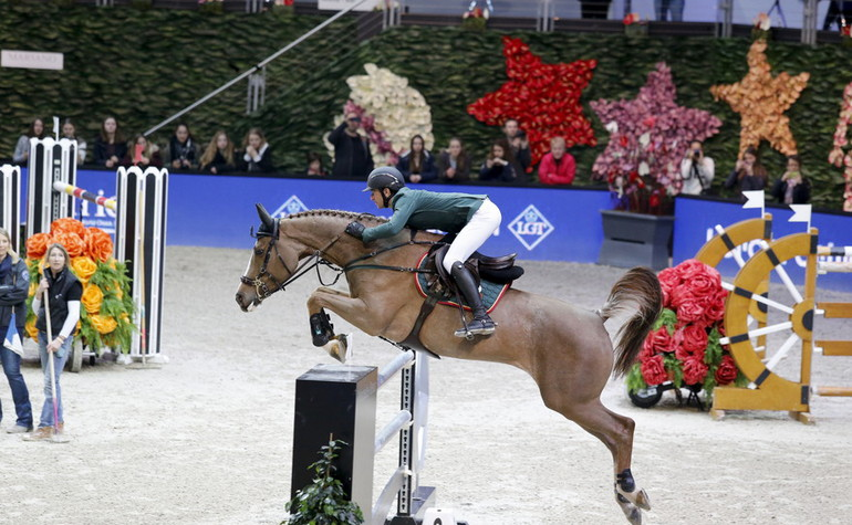 Steve's look back on the weekend at CSI-W in Zurich