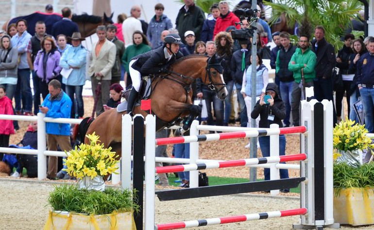 Back from the CSI5* in Treffen