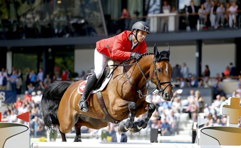 CSIO Rotterdam: The Swiss convincing ranked 2nd in the Nations Cup