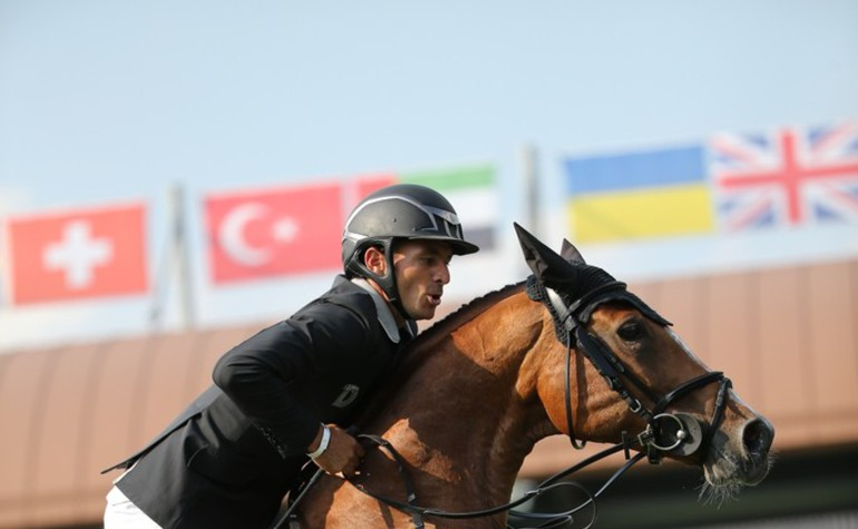 Global Champions Tour in Valkenswaard: Two faults in the GP