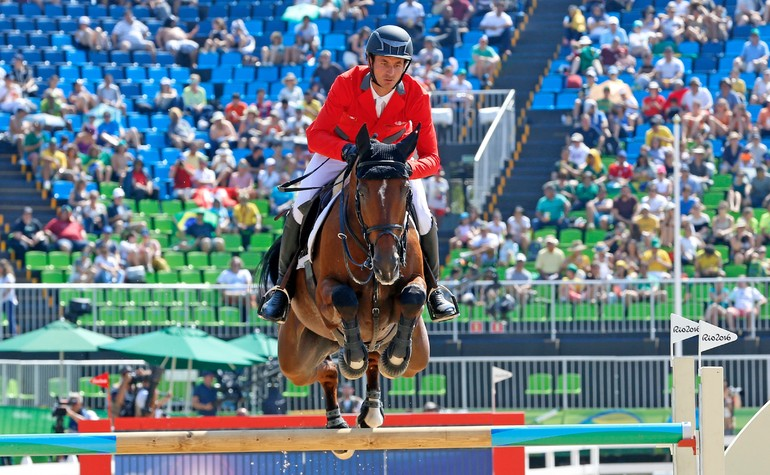 Steve Guerdat & Nino des Buissonnets - Rio 2016 - Day 3 (C) WorldofShowJumping.com