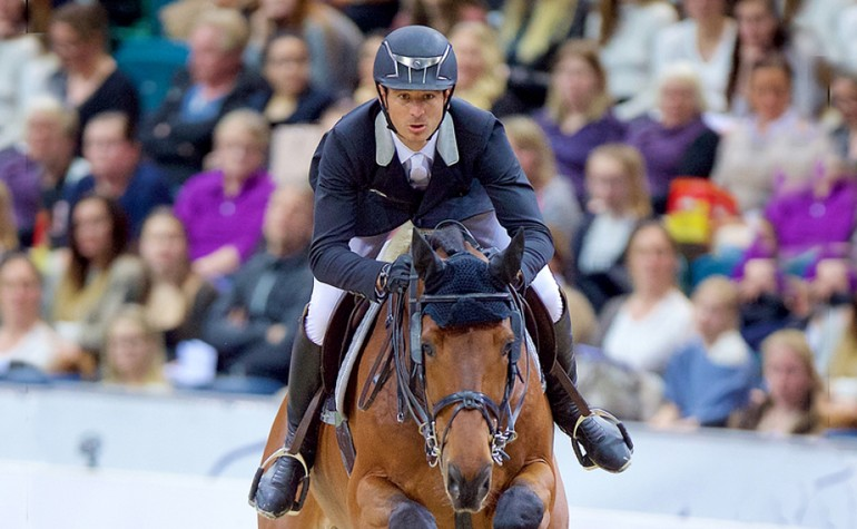 CSI5*-W Gothenburg - Corbinian back at the top!