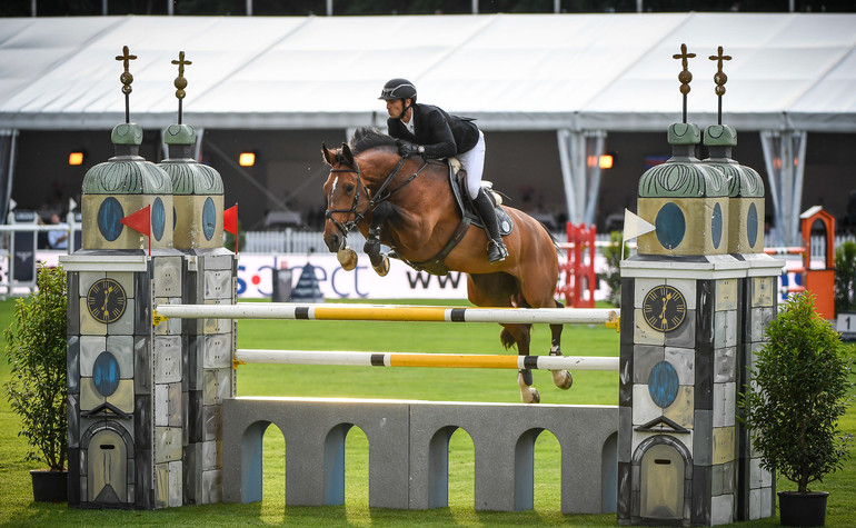 CSIO St. Gallen: Steve zieht alle Register!