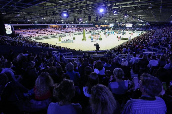 Piste du Paris Masters - copyright (C) Paris Maters