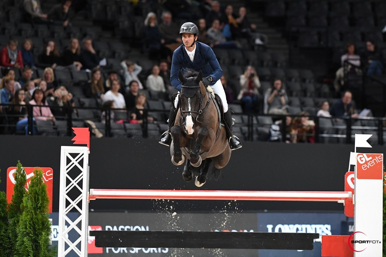 Alamo FEI World Cup Final Paris 2018 (C) Photo : sportfot