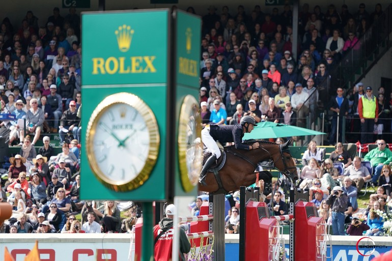 Spruce Meadows Masters - Copyright (C) Photo : Sportfot