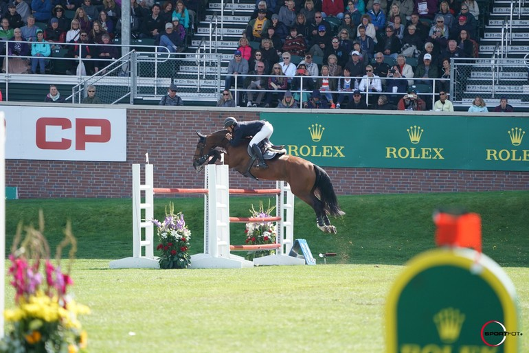 Spruce Meadows Masters 2018 - Copyright (C) Photo : Sportfot