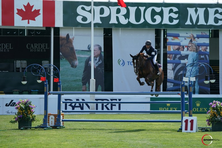 Spruce Meadows 2019 - Flair (C) Sportfot