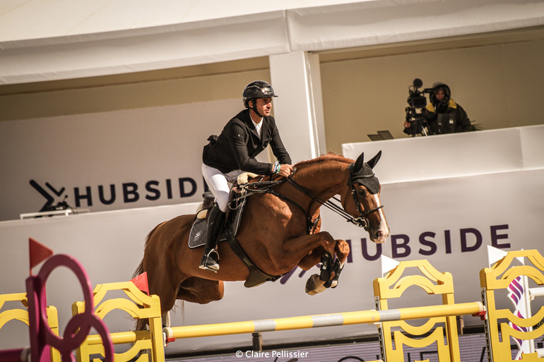 Hubside Jumping Grimaud - St-Tropez (C) Claire Pellissier