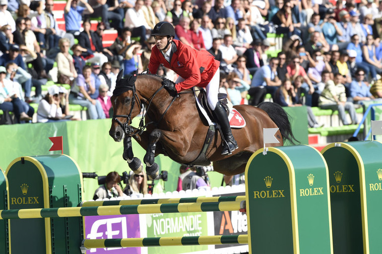CHIO Calgary-Rolex Grand Slam - Concetto Son - copyright (C) Rolex-Kit-Houghton