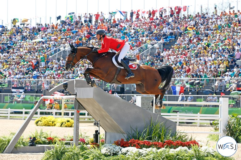 Steve Guerdat - Nino des Buissonnets - Rio (Day 3) - Copyright (C) WorldofShowJumping.com